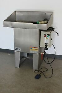Subra L10sb Industrial Parts Washer 100 Stainless Steel