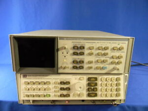Agilent 8568b Spectrum Analyzer Option Lcd