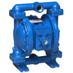 S1fb1a1wans000 Sandpiper Double Diaphragm Pump Air Operated 1 In