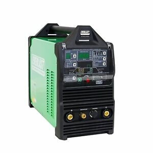 Powertig 325ext Gtaw p 320amp Acdc Tig Stick Advance Pulse Welder By Everlast