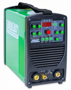 Poweritig201 Dual Voltage 200amp Dc Tig Stick Pulse Welder Everlast