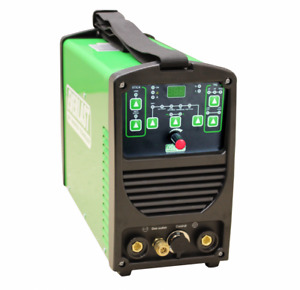 Powerarc 141stl Smaw Gtaw Stick 140amp Dc Tig Welder 150 By Everlast 12