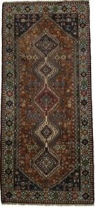 Nice Hand Knotted Tribal Unique Yalameh Persian Carpet Oriental Area Rug 3x6
