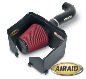 Airaid Perf Air Intake System For Dodge Ram 1500 V8 4 7l F i W hood 300 191