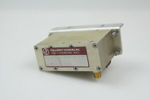 Frequency Sources Microwave Oscillator Fs 2155 5 0 5 5ghz