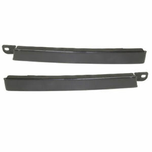 Front Bumper Filler Pair 1998 2000 Toyota Tacoma 4wd To1088104 To1089104 Lh Rh