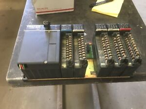 Koyo Direct Logic 405 D4 440 Cpu 110 220v D4 16nd2 D4 hsc D4 16ta