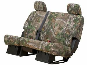 Carhartt Realtree Camo Brown Seat Covers Front 2014 2018 Toyota Tundra Buckets