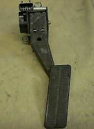 Accelerator Pedal Fits 2006 Chevrolet Monte Carlo Accelerator Parts
