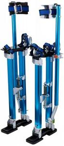 Pentagon Tool Professional 24 40 Blue Drywall Stilts Highest Quality