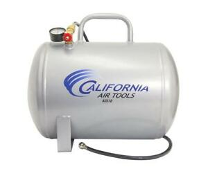 California Air Tools Aux10 Portable Tank 10 Gallon
