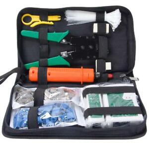 Sgile Pro 9 1 Network Tool Repair Kit Ethernet Lan Cable Tester Computer