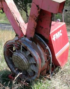 Air Sprayer Tractor Mount For Vineyard Orchard Vegetables Fruits