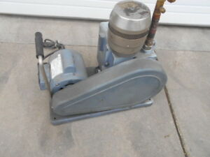 Welch Duo Seal Vacuum Pump W 1417 A Exhaust Filter