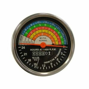 New Tachometer For Case international Tractor 400 450 W400 W450