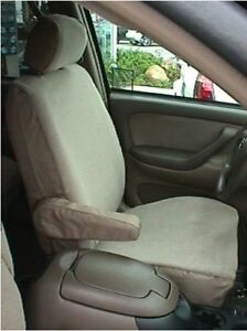 Toyota Sequoia 2000 2004 Durafit Seat Covers T695 B8 Taupe Exact Fit