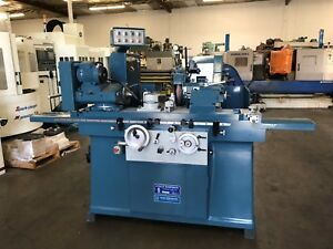 Jones Shipman Universal Cylindrical Grinder No 1300 10 X 27