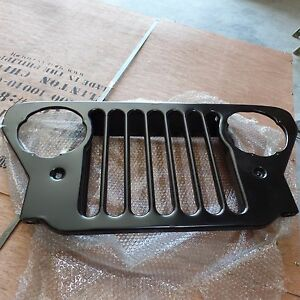 Grille Fits Willys Jeep 1947 1949 Cj2a 1949 1953 Cj3a Cga002