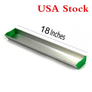 Usa Stock New 18 Emulsion Scoop Coater For Screen Printing dual Edge