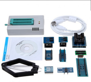 Tl866a Programmer Usb Eprom Flash Bios 6 Adapter Socket Extractor For