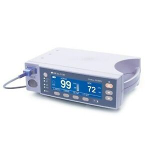 Nellcor Oximax N 600x Spo2 Pulse Oximeter Patient Monitor Warranty