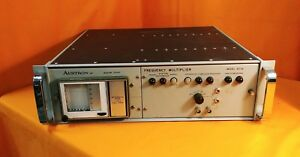 Austron Frequency Multiplier Model 6016 Parts