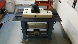 Acl Lc 12dr Pittsburgh Lock Machine