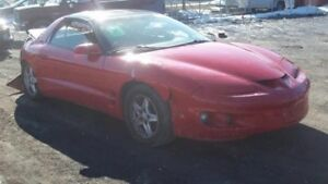 Automatic Transmission Fits 98 02 Camaro 504501