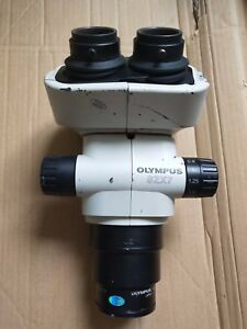 Olympus Szx7 Microscope ach 1x Objective shell Broken function Is Ok