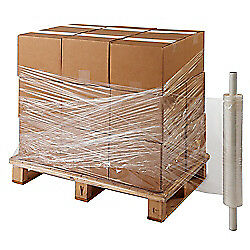 Office Depot Stretch Wrap Film Cast 20in X 1000ft Rolls Clear Pack Of 4