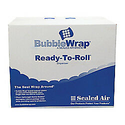 Sealed Air Bubble Wrap Rolls 12in X 175ft Pack Of 2