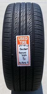 1 Pre owned Used 215 45 17 Hankook Optimo H426 Tire