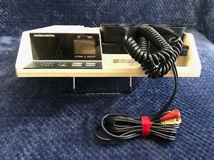 Physio Control Lifepak 10 Monitor pacemaker quick Connect
