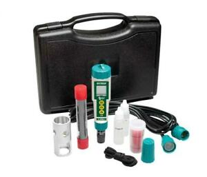 Extech Do600 k Waterproof Exstik Ii Dissolved Oxygen Meter Kit