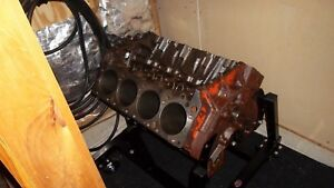 1968 426 Hemi Engine Standard Bore Block Aluminum Heads Block From 68 Roadrunner