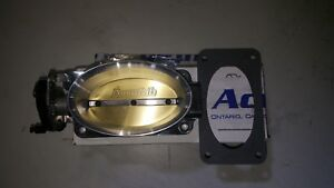 Accufab 96 98 Cobra Oval Polished Throttle Body Kennebell Supercharged 4 6l Dohc