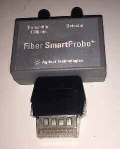 Agilent 5065 4958 Fiber Smartprobe 1300nm For Agilent Wirescope 350