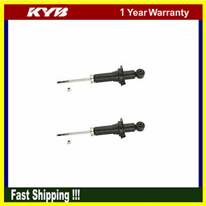 2 Pcs Kyb Suspension Struts For 2004 2005 Honda Civic Hybrid Ex Lx Value Package