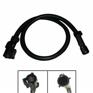 New 24 O2 Oxygen Sensor Extension Wire Harness For 1986 2010 Ford Mustang 4 0l