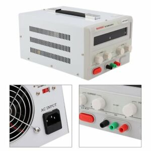 Maisheng Triple output 30v 30a Linear Dc Power Supply Regulated Variable Led Kg