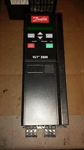 Danfoss Vlt 2800 Variable Frequency Ac Drive 195n1049 Vlt2822pt4 3 6 Kva