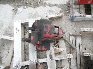 Farmall 706 806 Farm Tractor 2 Peed Power Take Off Assembly works Good