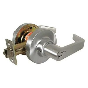 Marks 195rf 26d Survival Storeroom Cylindrical Lever Lock Prep For Ic Core less