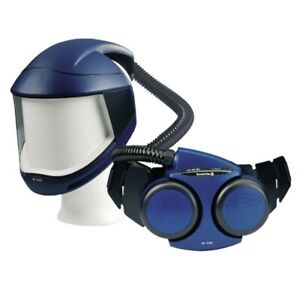 Sundstrom Safety H06 0821 Papr Kit full Face Respirator m l