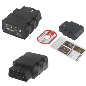 Wifi Elm327 Obdii Obd2 Auto Scanner For Iphone Android Pc Car Diagnostic Scan Us