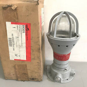 New Cooper Crouse hinds Evcx215 Explosionproof Lighting Fixture Size 3 4