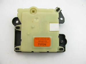 New Out Of Box F57h 19e694 aa Heater Blend Door Actuator Manual Only