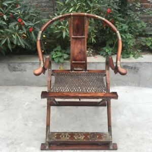 Old Chinese Antique Furniture In The Qing Dynasty