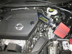 Aem Performance Cold Air Intake System Cai For Nissan Altima 2 5l 13 17 New