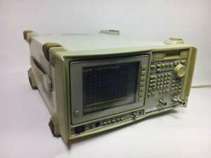 Advantest R3272 Spectrum Analyzer Frequency 26 5ghz sold As Is
